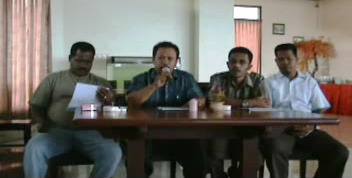 Kika-Cliford Ndandarmana (PAN), Edwin Rumatora (PDP), Jhon Putnarubun (PSI) dan Iskandar Tassa (PBR)
