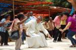 uskup menari di sakertemin