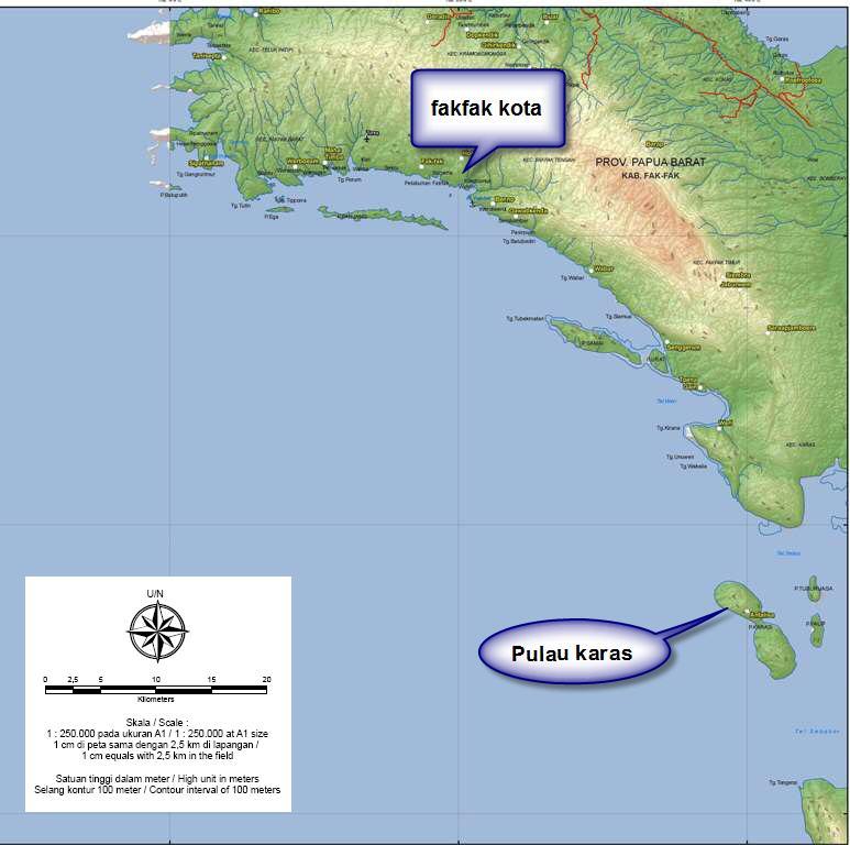 Tiga Pulau Enam Kampung