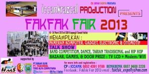 FAKFAK FAIR 2013